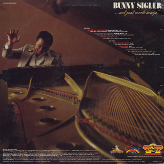 Bunny Sigler / I've Always Wanted To Sing back