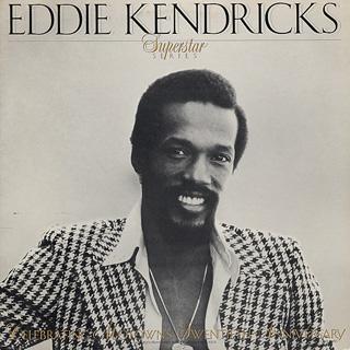 Eddie Kendricks Motown Superstar Series Vol 19 Lp