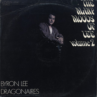 Byron Lee And The Dragonaires / The Many Moods Of Lee Vol.2 front