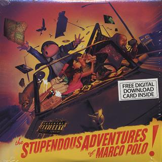 Marco Polo / The Stupendous Adventures
