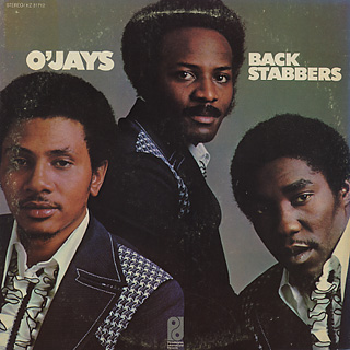 O'Jays / Back Stabbers front