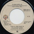 Funkadelic / Uncle Jam c/w (Part 2)