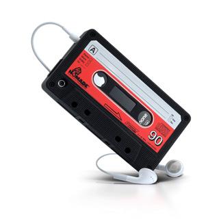iTAPE DECK [The Coolest iPhone Retro Cassette Case] back