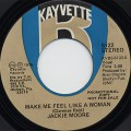 Jackie Moore / Make Me Feel Like A Woman