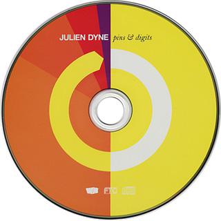 Julien Dyne / Pins & Digits back