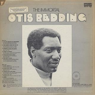 Otis Redding The Immortal Otis Redding Lp Atco 中古