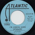 Spinners / I'm Coming Home c/w (Mono)