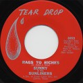 Sunny & The Sunliners / Rags To Riches c/w Not Even Judgement Day