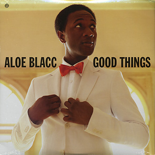 Aloe Blacc / Good Thing front