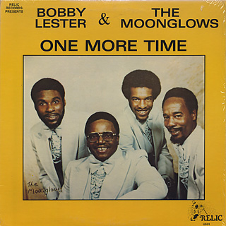 Bobby Lester & The Moonglows / One More Time