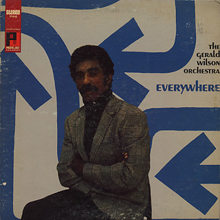 Gerald Wilson Orchestra / Everywhere