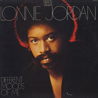 Lonnie Jordan / Different Moods Of Me