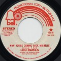 Low Rawls / Now You're Coming Back Mitchell (Stereo) c/w (Mono)