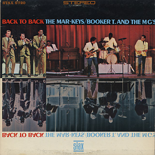 Mar-Keys & Booker T. & MG's / Back To Back