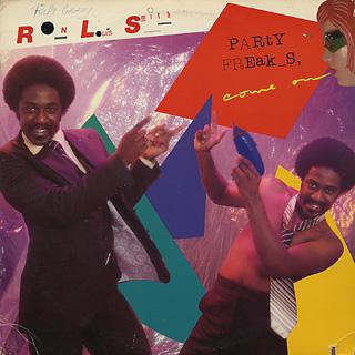Ron Louis Smith / Party Freaks