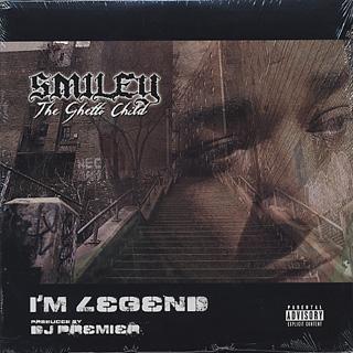 Smiley The Ghetto Child / I'm Leggend c/w Rap Cpr