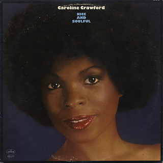 Caroline Crawford / Nice And Soulful front
