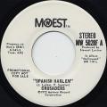Crusaders / Spanish Harlem(Stereo) c/w (Mono)