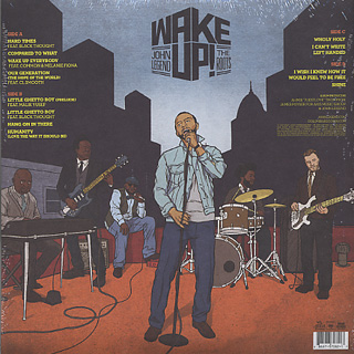 John Legend Amp The Roots Wake Up Lp G O O D Music