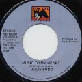Julie Budd / Music To My Heart c/w Langtry Song