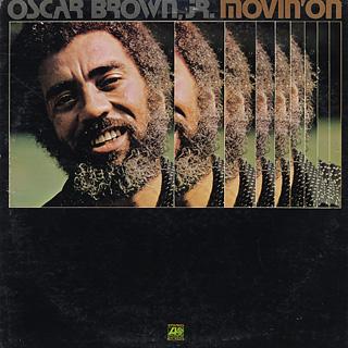 Oscar Brown,Jr. / Movin' On