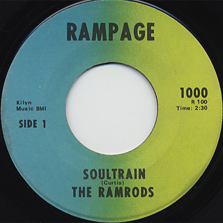 Ramrods / Soultrain front