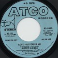 Sister Sledge / Love Has Found Me(Stereo) c/w (Mono)