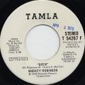 Smokey Robinson / Open(Stereo) c/w (Mono)
