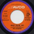 Stylistics / Heavy Fallin' Out(Long) c/w (Short)