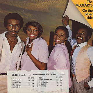 McCrarys / On The Other Side
