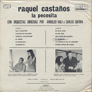 Raquelita Castanos / Tiernamente back