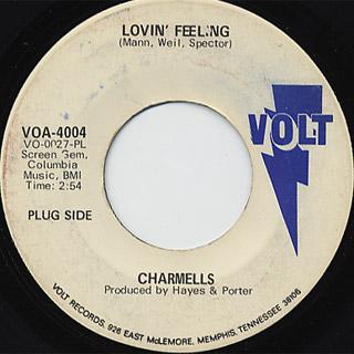 Charmells / Lovin' Feeling