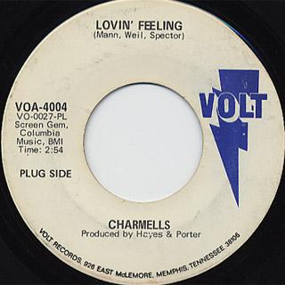 Charmells / Lovin' Feeling back