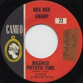 Dee Dee Sharp / Mashed Potato Time c/w Set My Heart At Ease