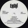 Erule / Listen Up (Promo)