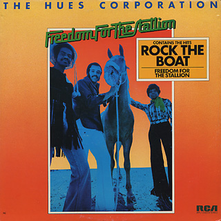 Hues Corporation / Freedom For The Stallion