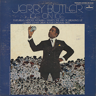 Jerry Butler / Ice On Ice