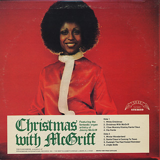 Jimmy McGriff / Christmas With McGriff back