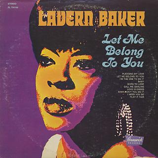 Lavern Baker / Let Me Belong To You