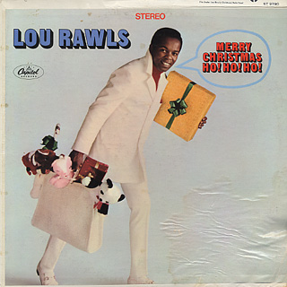 Lou rawls / Merry Christmas Ho! Ho! Ho!