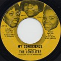 Lovelites / My Conscience c/w Man In My Life