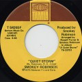 Smokey Robinson / Quiet Storm c/w Asleep On My love