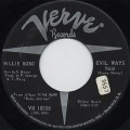 Willie Bobo / Evil Ways c/w Up Up And Away