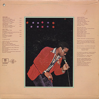 Al Green / Have A Good Time back