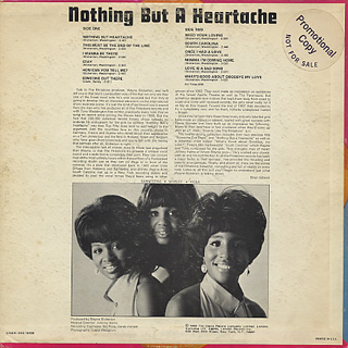 flirtations nothing but a heartache chords Various artists - the number one the flirtations - nothing but a heartache 4 robert knight - love on a mountain top 5 bob brady & the con chords.