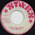 Ken Booth / Stop That Train c/w Version
