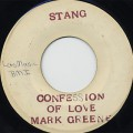 Mark Greene / Confession Of Love