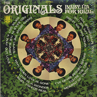 Originals / Baby, I'm For Real