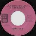 Tommie Young / Do You Still Feel The Same Way c/w Everybody's Got ~
