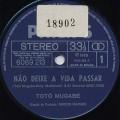 Toto Mugabe / Nao Dexie A Vida Passar c/w Samba De Vanguarda